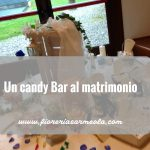 Un candy Bar al matrimonio