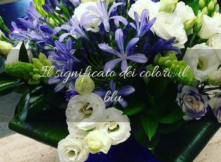Il significato dei colori: il blu nella percezione visiva.