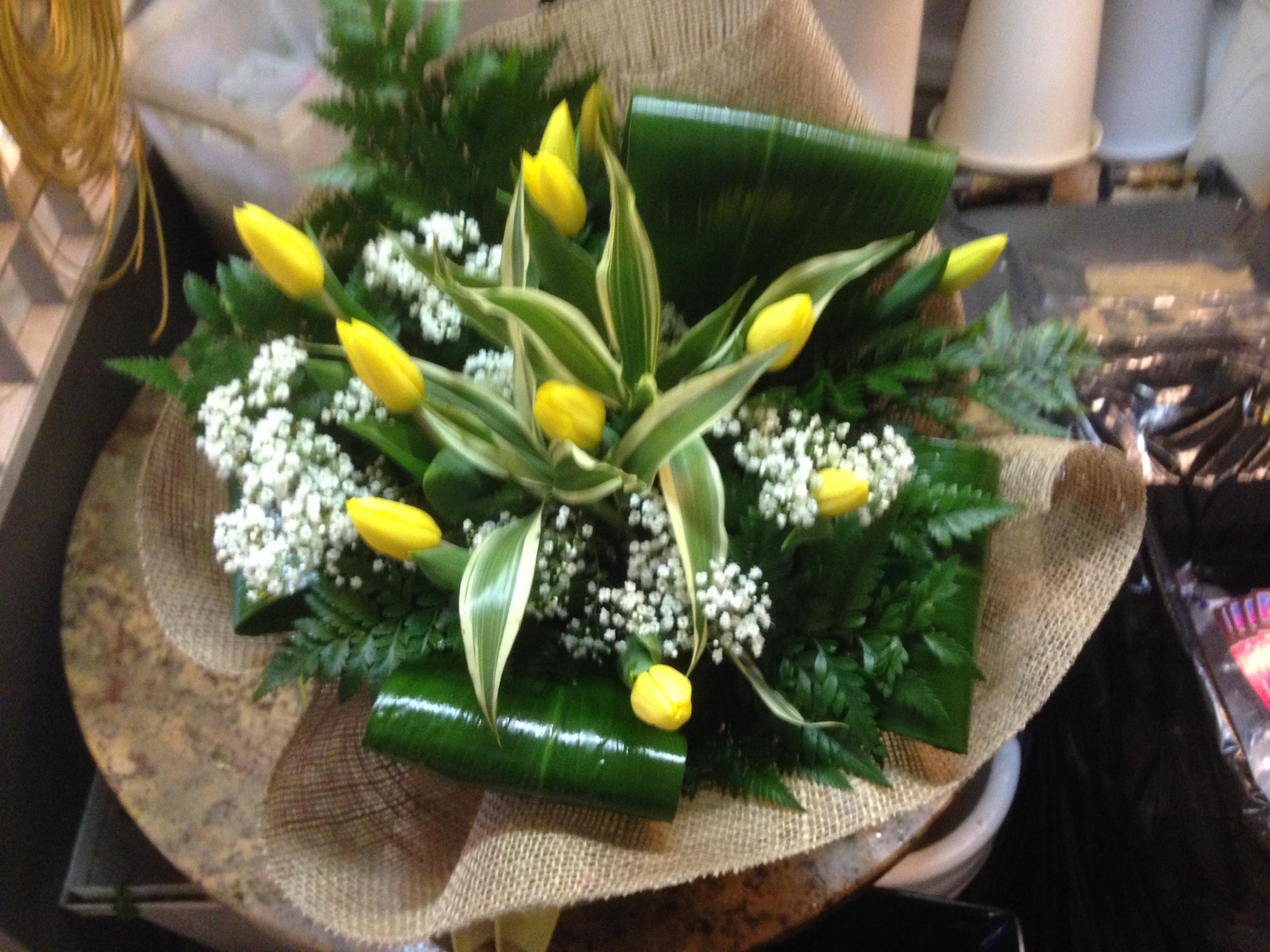 Fiori di cerimonia nuziale tulipani immagini for Tulipani arancioni