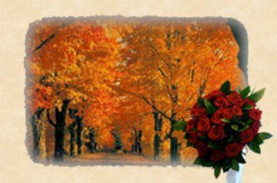 2 Consigli per il matrimonio perfetto in autunno