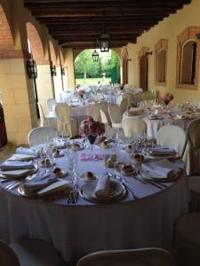 matrimonio in Villa Borromeo con Fioreria Sarmeola