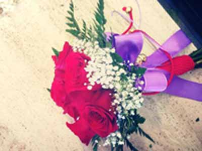 bouquet-laurea