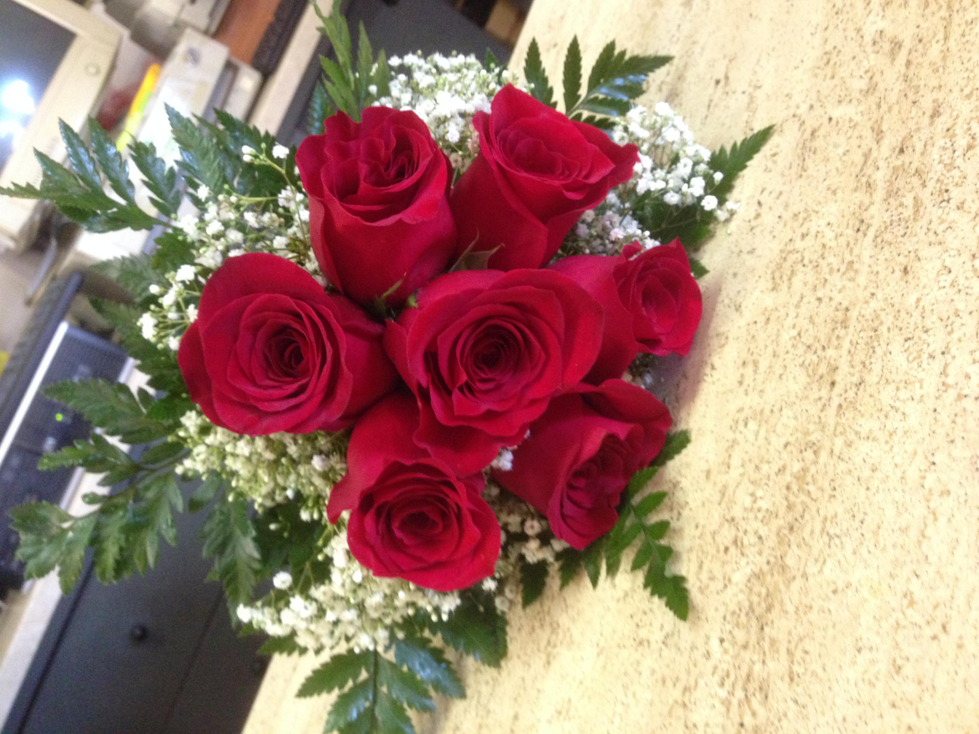 7 Fiori Significato.Il Significato Di 7 Rose Rosse