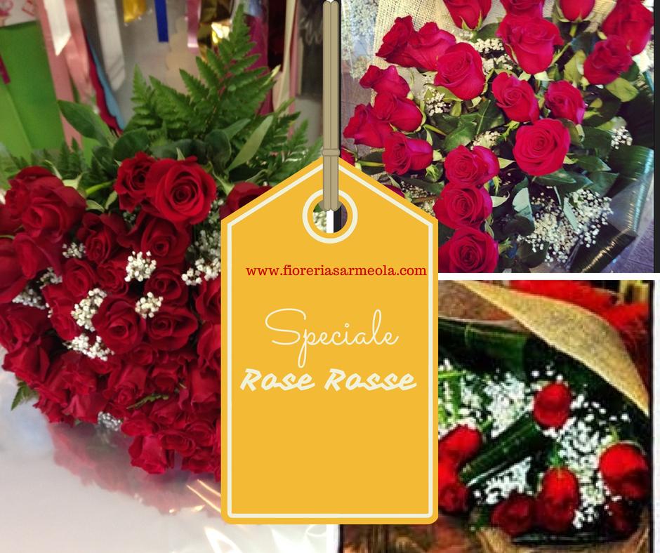 Rose Rosse a Padova
