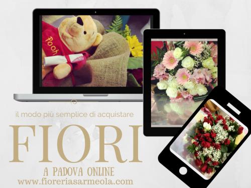 I vantaggi di acquistare fiori online a Padova.