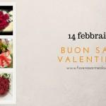 14 Febbraio – Buon San Valentino da Fioreria Sarmeola!