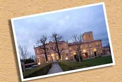 Ville a Padova: Villa Moschini Rossi.