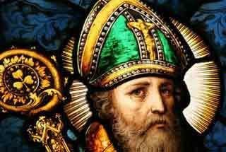 San Patrizio, Irlanda e Fiori