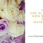 7 errori che gli ospiti non devono fare al matrimonio
