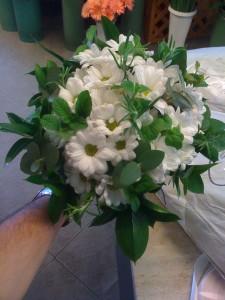 bouquet rosmarino menta e salvia