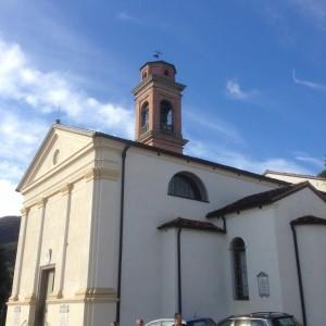 Chiesa Luvigliano -colli euganei