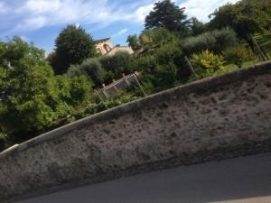 Villa Vescovi vicino la chiesa di S.Martino Luvigliano