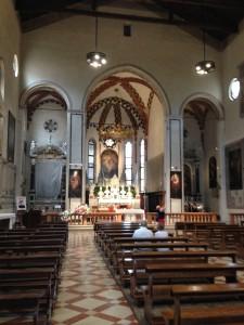 Chiesa dei Servi - Padova