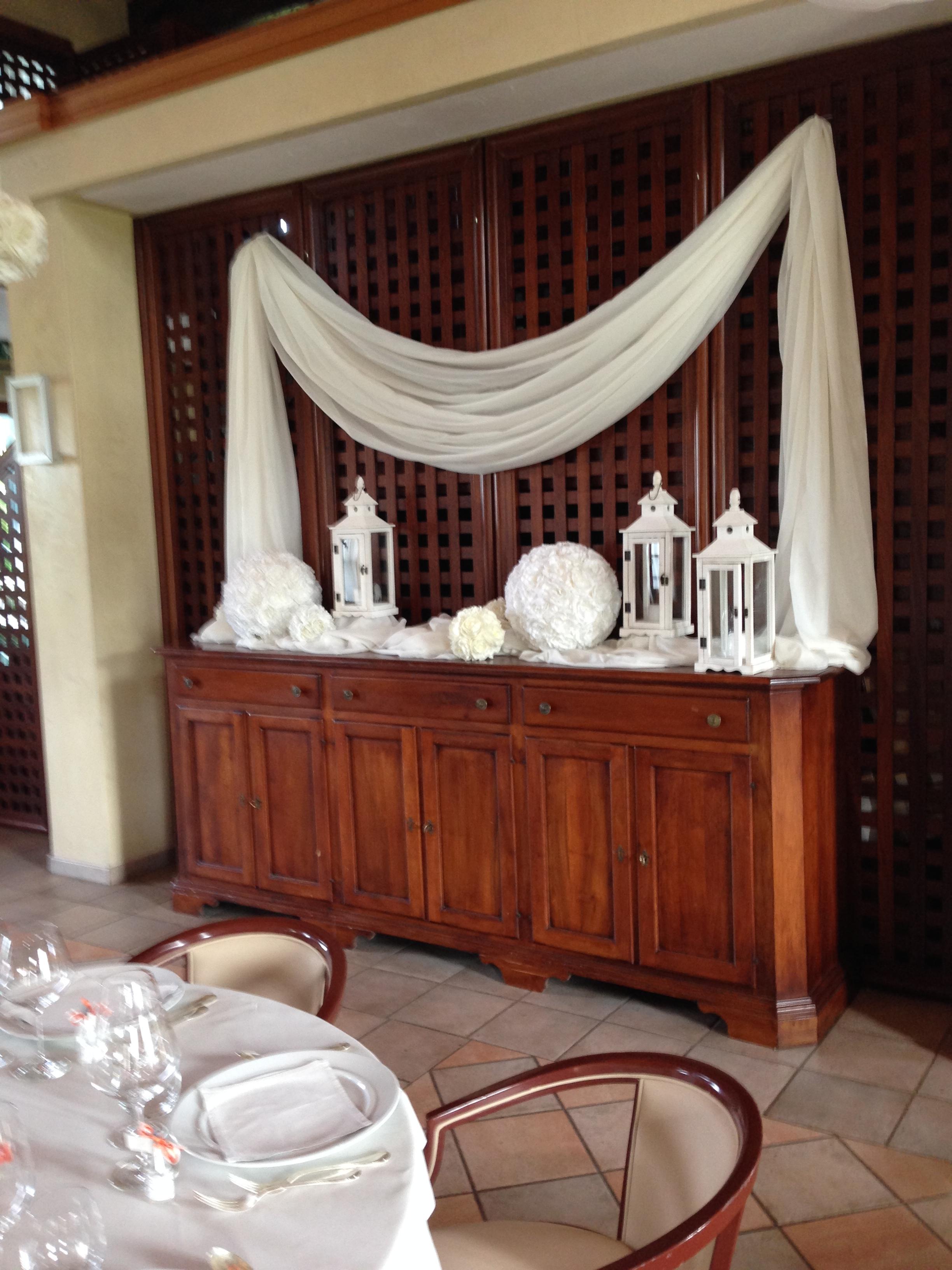Idee per un matrimonio invernale consigli e spunti per gli sposi - Addobbo tavolo casa sposa ...