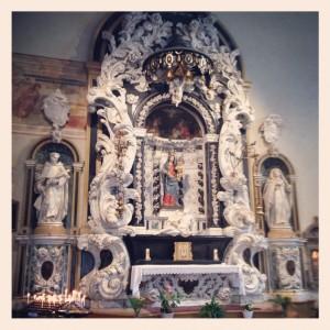 chiesa dei Servi Padova