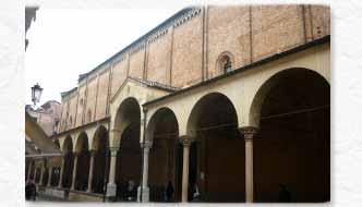chiesa servi Padova