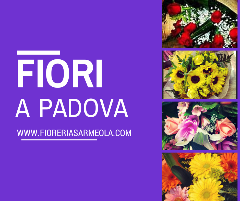 fiori online Padova