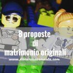 8 proposte di matrimonio originali