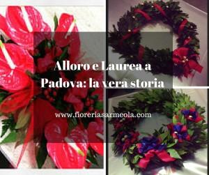 Alloro e Laurea a Padova_ la vera storia