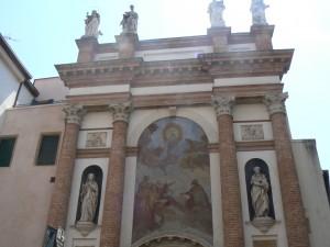 Chiesa Santa Rita - San Canziano Padova