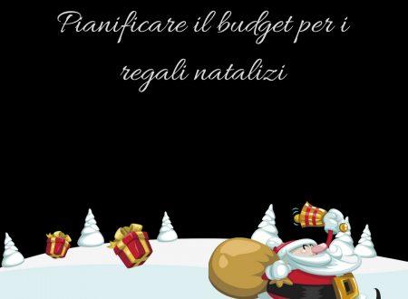 Pianificare il budget per i regali natalizi