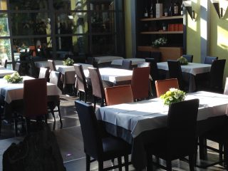 matrimonio urban style al Kofler Cafe
