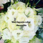 Matrimonio color smeraldo