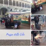 Piazza delle Erbe: passeggiando per Padova