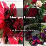 Fiori per Laurea
