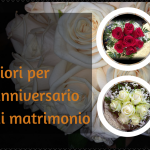 Fiori per anniversario di matrimonio