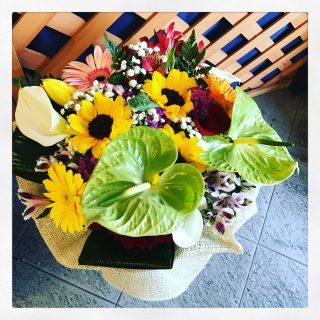 composizioni di fiori per anniversario di matrimonio
