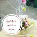 Quali fiori regalare a Pasqua