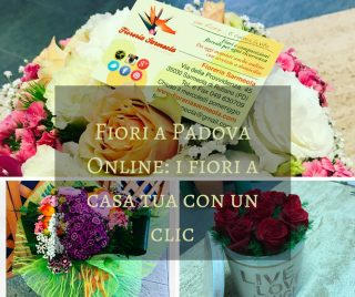 Fiori a Padova Online: i fiori a casa tua con un clic