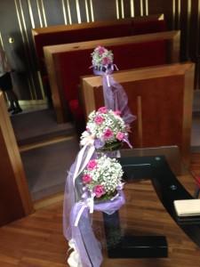 matrimonio in Comune a Rubano Padova con Fioreria Sarmeola