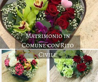 Matrimonio in Comune con Rito Civile