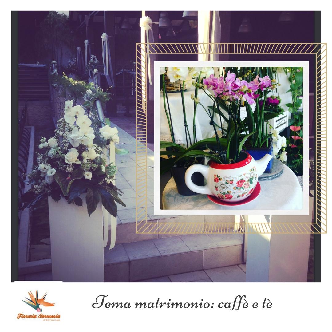 Matrimonio Tema Caffè : Tema matrimonio caffè e tè