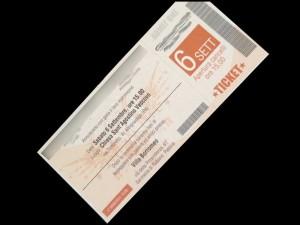 biglietto concerto rock