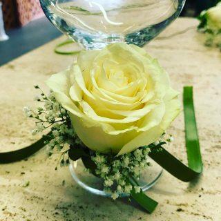 Fiore per calice spumante
