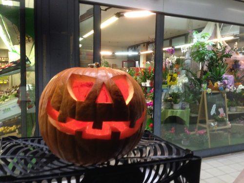 Halloween e vampiri per una festa terrificante