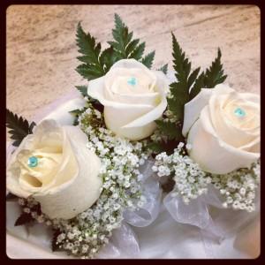 fiore occhiello tiffany