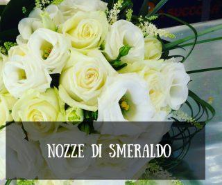 Anniversario Matrimonio 55 Anni Regalo.Nozze Di Smeraldo