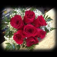 fiori anniversario nozze rubino