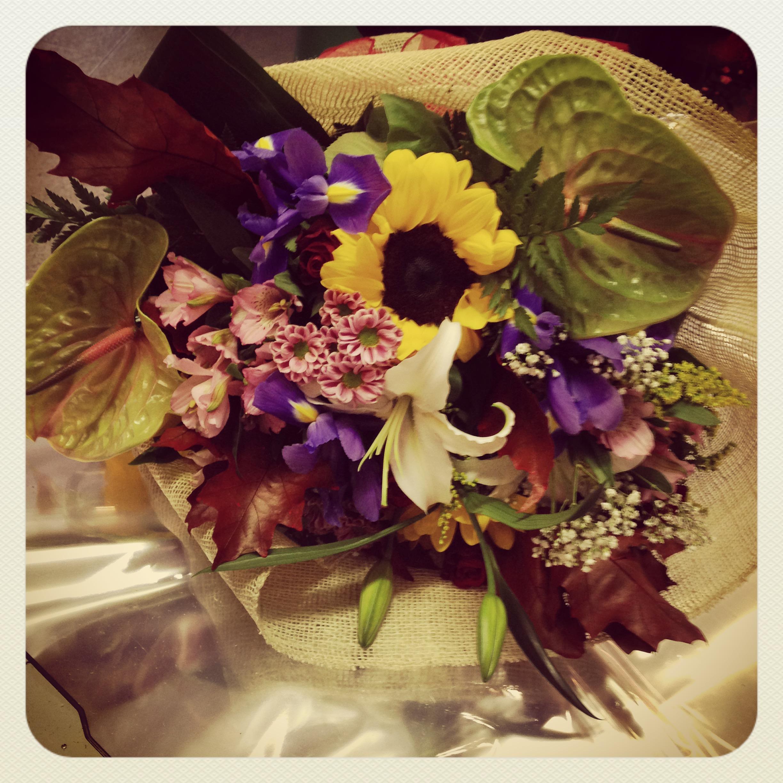 Bouquet di fiori autunnali for Immagini fiori autunnali