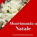 Matrimonio a tema Natale