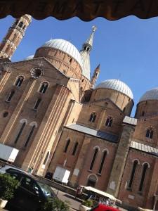 Il santo a Padova