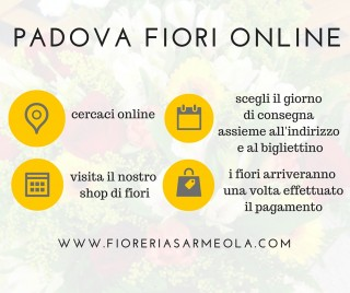 Padova Fiori Online