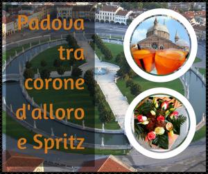Padova corone d'alloro e Spritz