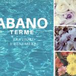 Abano Terme: tra fiori e benessere