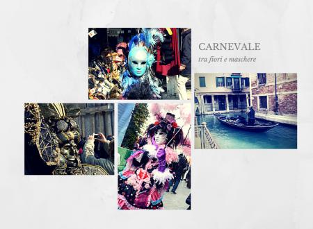 Carnevale tra fiori e maschere
