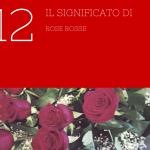 il significato di 12 rose rosse